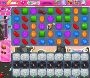 Candy Crush Saga Level 102