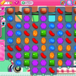 Candy Crush Saga Level 17