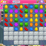 Candy Crush Saga Level 21