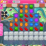 Candy Crush Saga Level 22