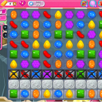 Candy Crush Saga Level 25