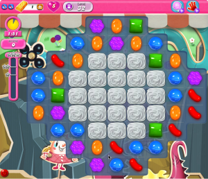 Candy Crush Saga Level 32