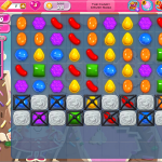 Candy Crush Saga Level 36