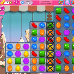 Candy Crush Saga Level 40