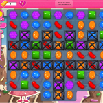 Candy Crush Saga Level 43