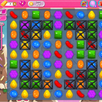 Candy Crush Saga Level 47
