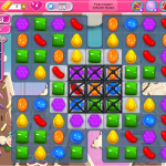 Candy Crush Saga Level 48