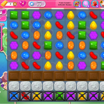 Candy Crush Saga Level 52