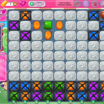Candy Crush Saga Level 55