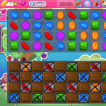 Candy Crush Saga Level 56