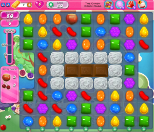 Candy Crush Saga Level 60