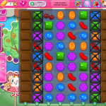 Candy Crush Saga Level 62