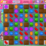 Candy Crush Saga Level 63