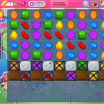Candy Crush Saga Level 64