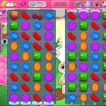 Candy Crush Saga Level 66