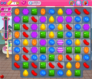 Candy Crush Saga Level 7