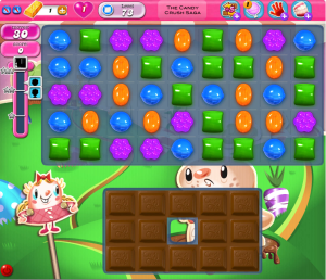 Candy Crush Saga Level 73