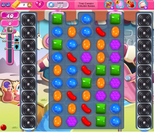 Candy Crush Saga Level 88