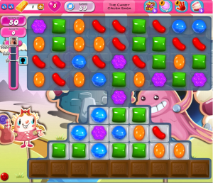 Candy Crush Saga Level 89