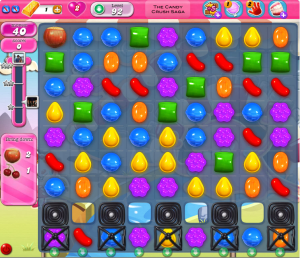 Candy Crush Saga Level 92