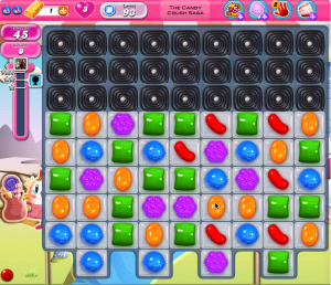 Candy Crush Saga Level 93
