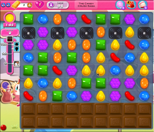 Candy Crush Saga Level 94