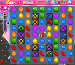 Candy Crush Saga Level 98