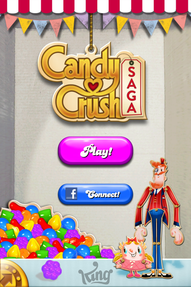 how to play crush app